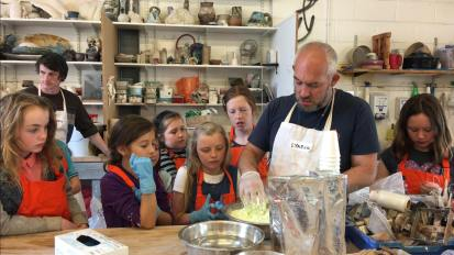 Ceramics Master Class