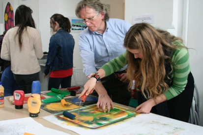 Printmaking Master Class